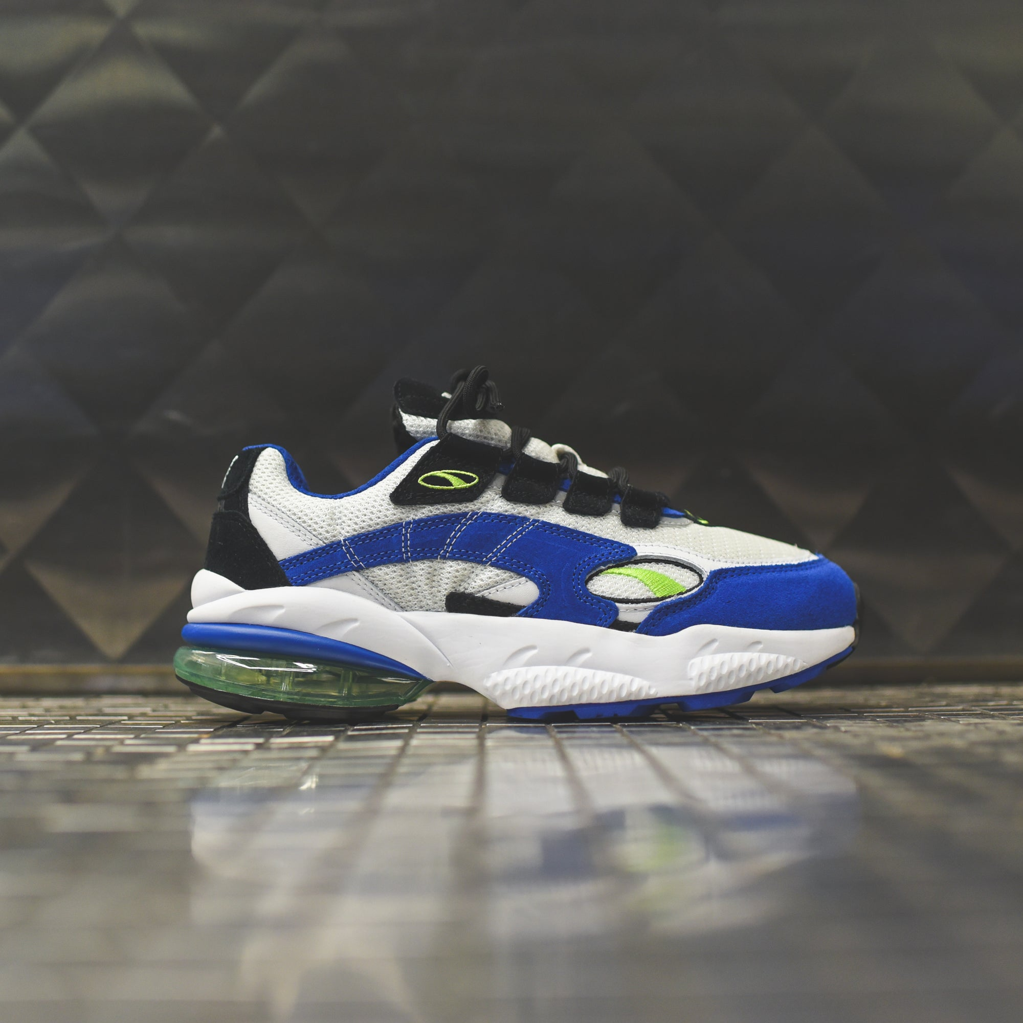 Puma Cell Venom Surf The Web - White