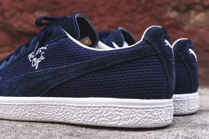 Puma Clyde Select Made In Japan - Navy