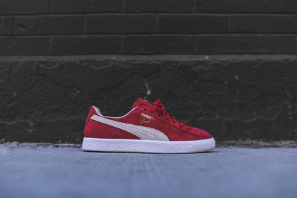 Puma Clyde Select - Red / White
