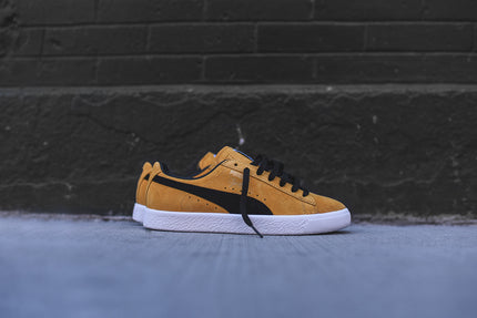 Puma Clyde Select - Yellow / Black