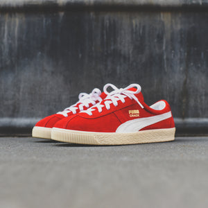 Puma Crack Heritage - High Risk Red / White