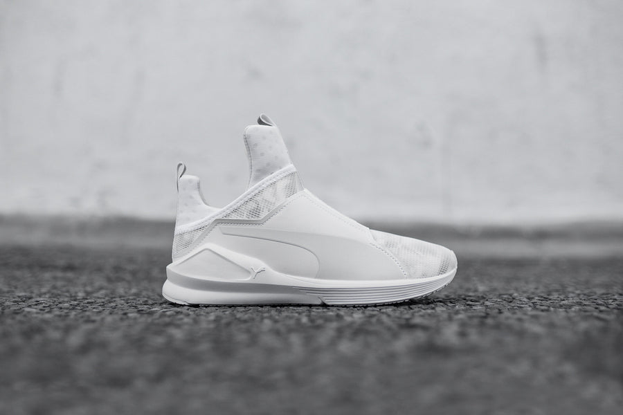 Puma WMNS Fierce Swan KJ - White