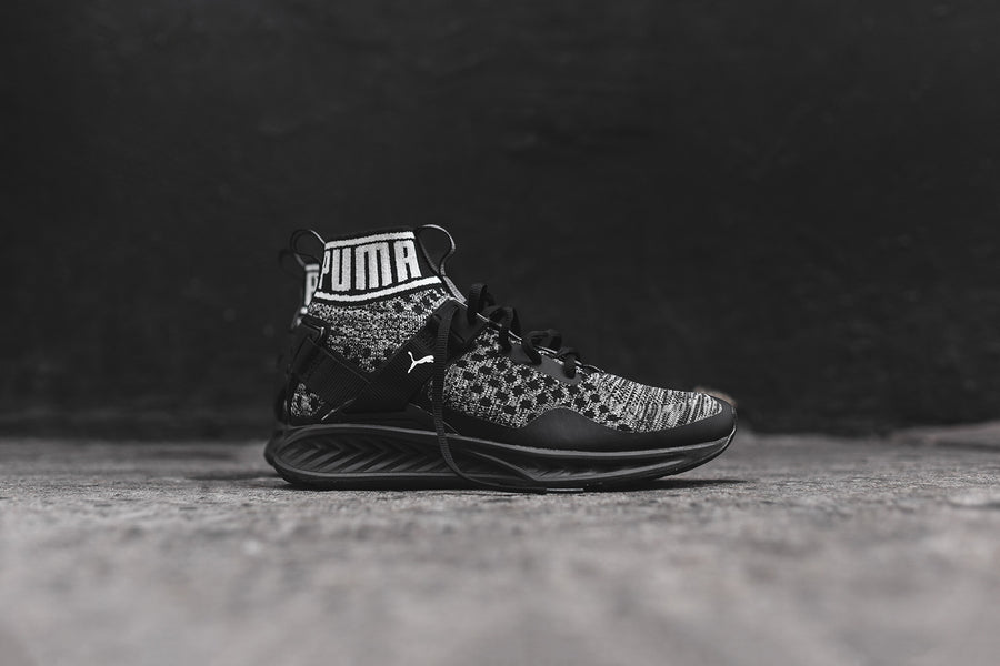 Puma Ignite EvoKnit - Black / Shade