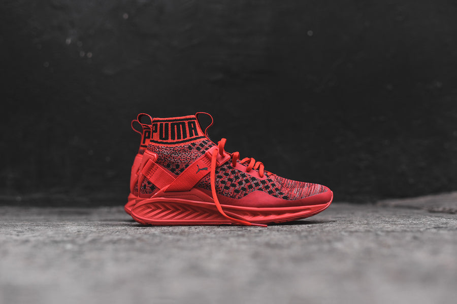 Puma Ignite EvoKnit - High Risk Red
