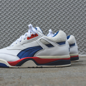Puma Palace Guard OG - White / Blue / Red