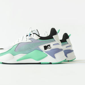 Puma x MTV RS-X Tracks - Gradient Blaze / White / Sweet Lavender