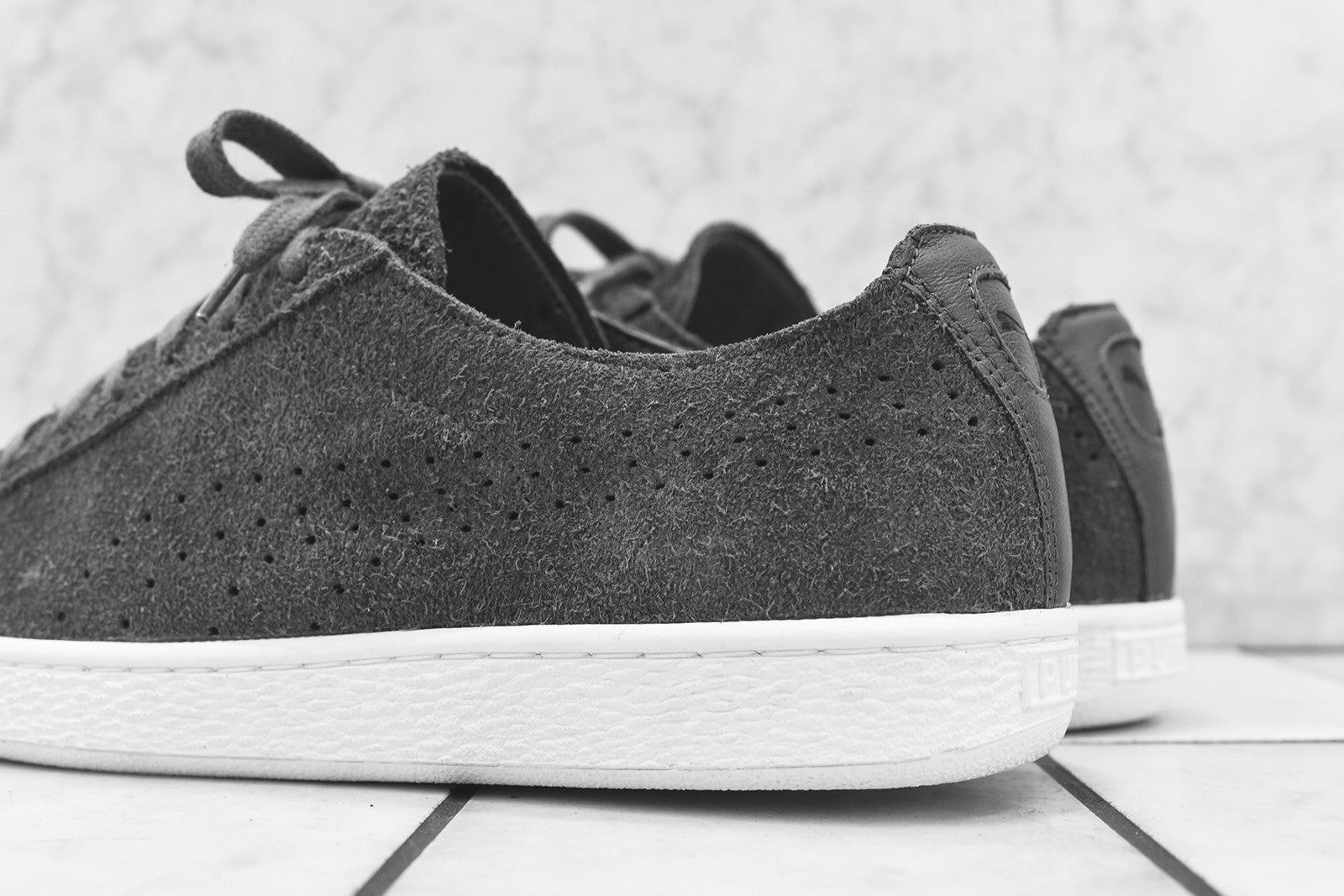 Puma x Stampd States Decon - Dark Grey / White