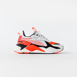 Puma RS-X Reinvention - White / Red Blast