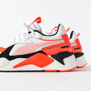 Puma RS-X Reinvention - White / Red