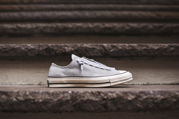 Converse Zip 70`s Low - Pure Platinum