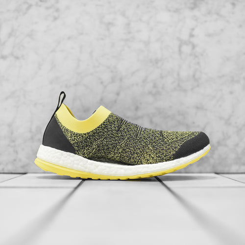 adidas by Stella McCartney WMNS PureBoost X - Super Purple / Yellow