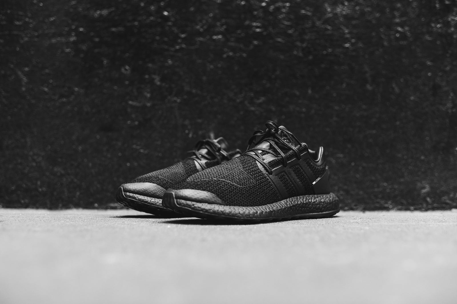 Y-3 PureBoost - Triple Black