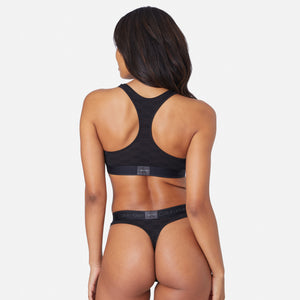 Kith Women for Calvin Klein Bralette - Black Image 6