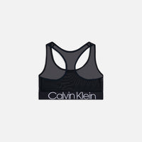 Kith Women for Calvin Klein Mesh Racerback - Black Thumbnail 1