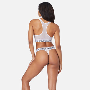 Kith Women for Calvin Klein Mesh Racerback - White