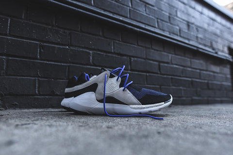 Y-3 Boost QR Run - Electric Blue / Black / White