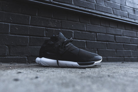 Y-3 Qasa High - Black / White
