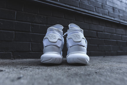 Y-3 Qasa High - Triple White