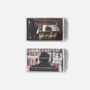 Kith for The Notorious B.I.G The Notorious Big Life After Death Double Cassette