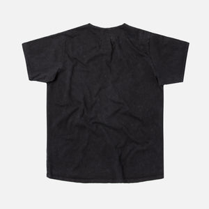 Rhude Wolf W/ the Moon Tee - Black