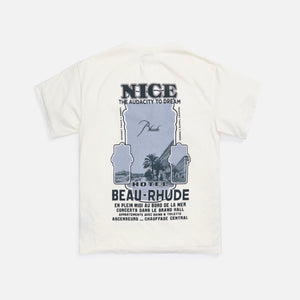 Rhude Nice Shirt - White