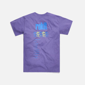 Rokit Spirits Tee - Purple Image 2