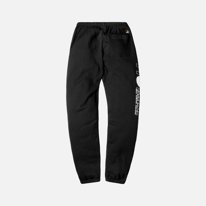 Rokit The Homegrown Sweatpant - Black