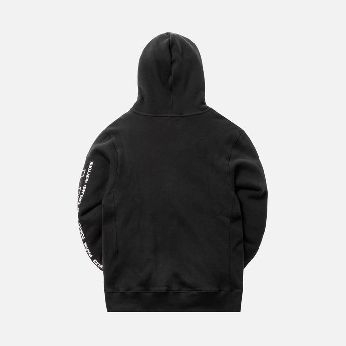 Rokit The OT Full-Zip Hoodie - Black