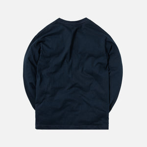 Rokit The Solar L/S Tee - Navy
