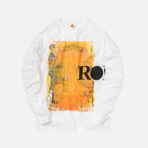 Rokit The Coverup L/S Tee - White
