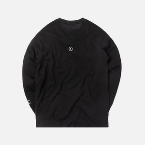 Rokit The Jersey L/S Tee - Black