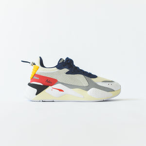Puma x Ader Error RS-X - White / Grey / Navy / Red
