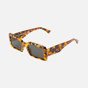 Retrosuperfuture Sacro Havana Sunglasses - Dark