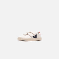 Veja Junior Esplar Velcro - White / Navy Thumbnail 2