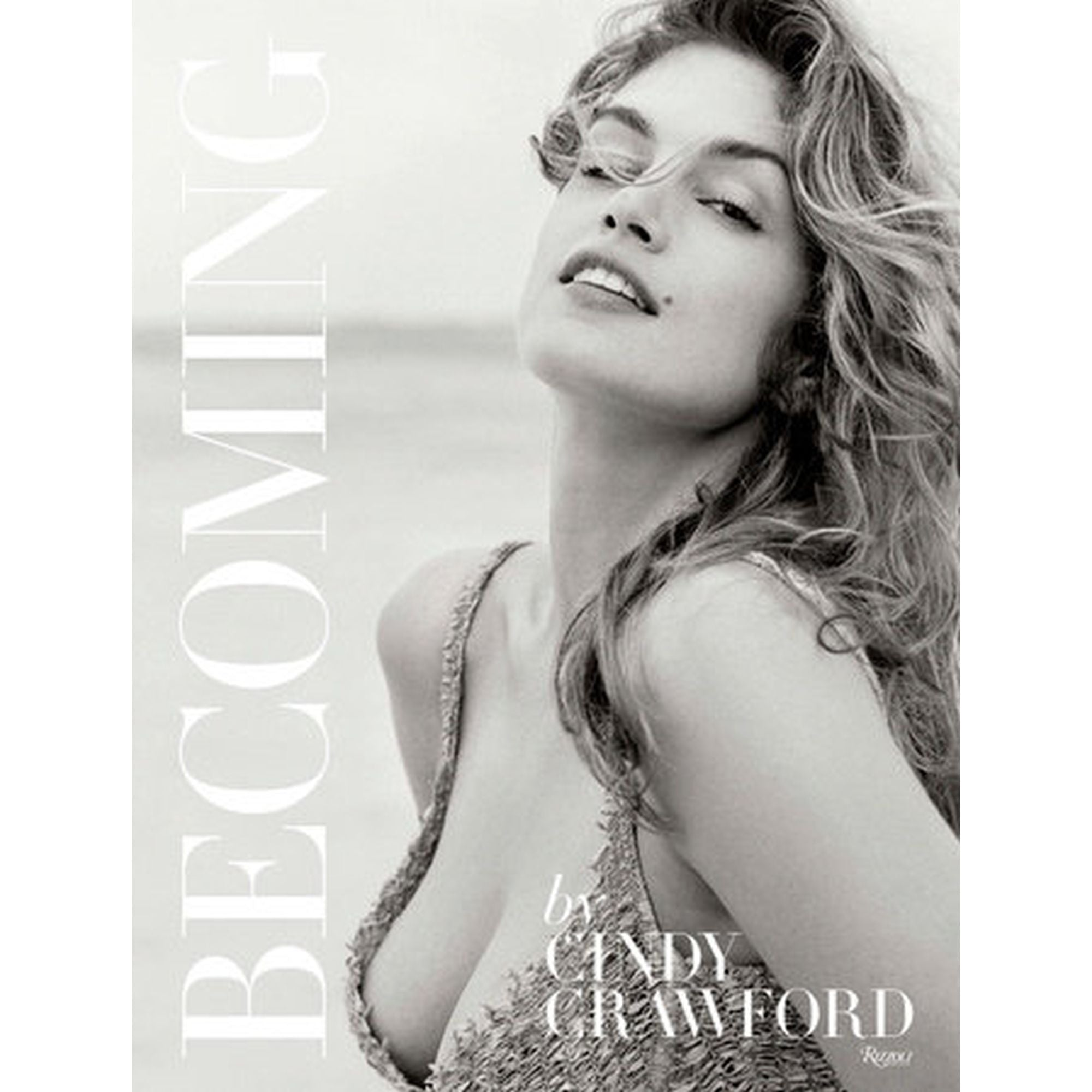 Rizzoli Becoming - Cindy Crawford