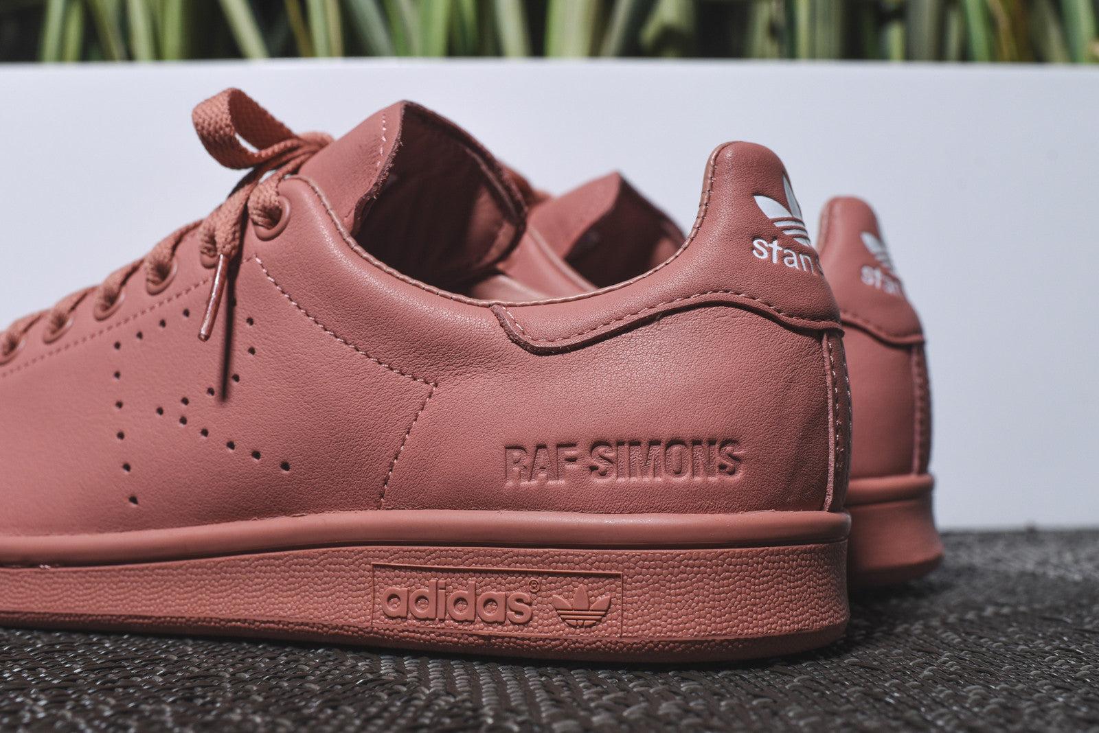 adidas stan smith rosa raf simons