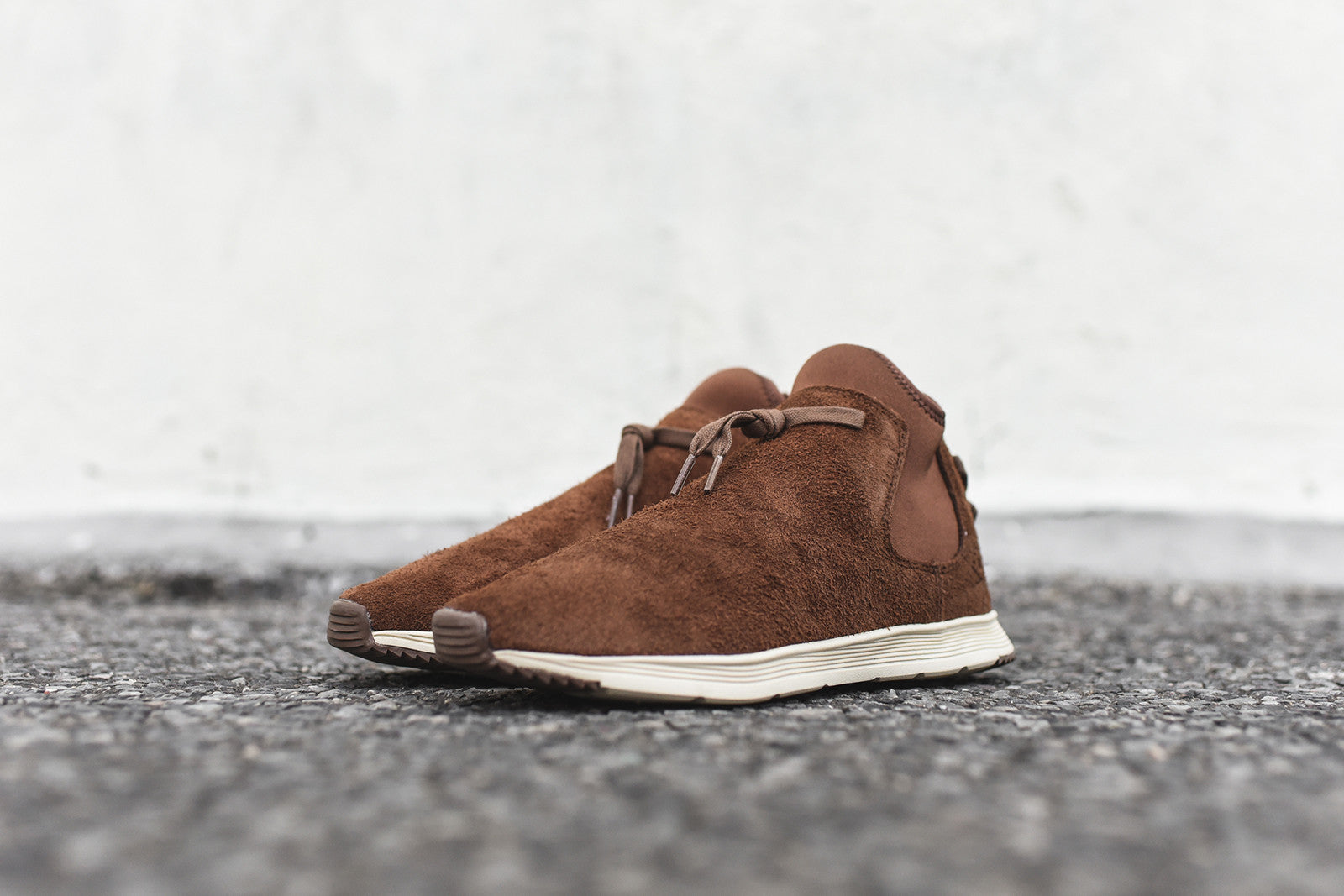 Ransom Holding Co. Brohm Lite - Chocolate / Light Bone