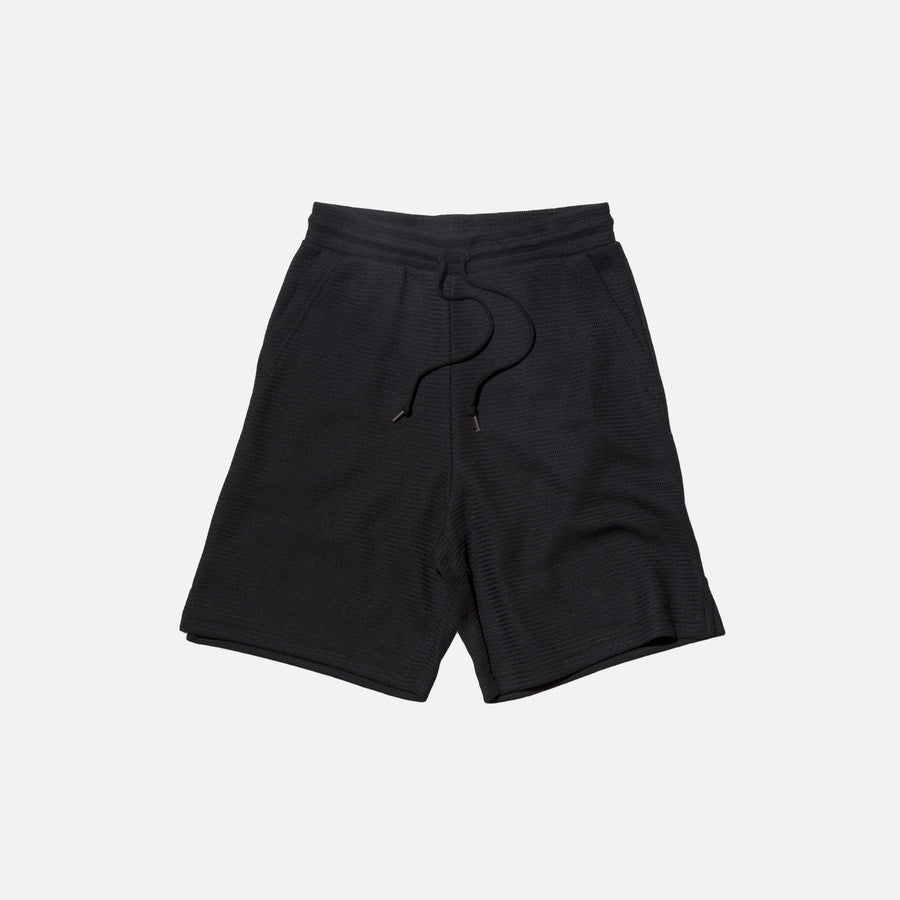 John Elliott Raschel Shorts - Black