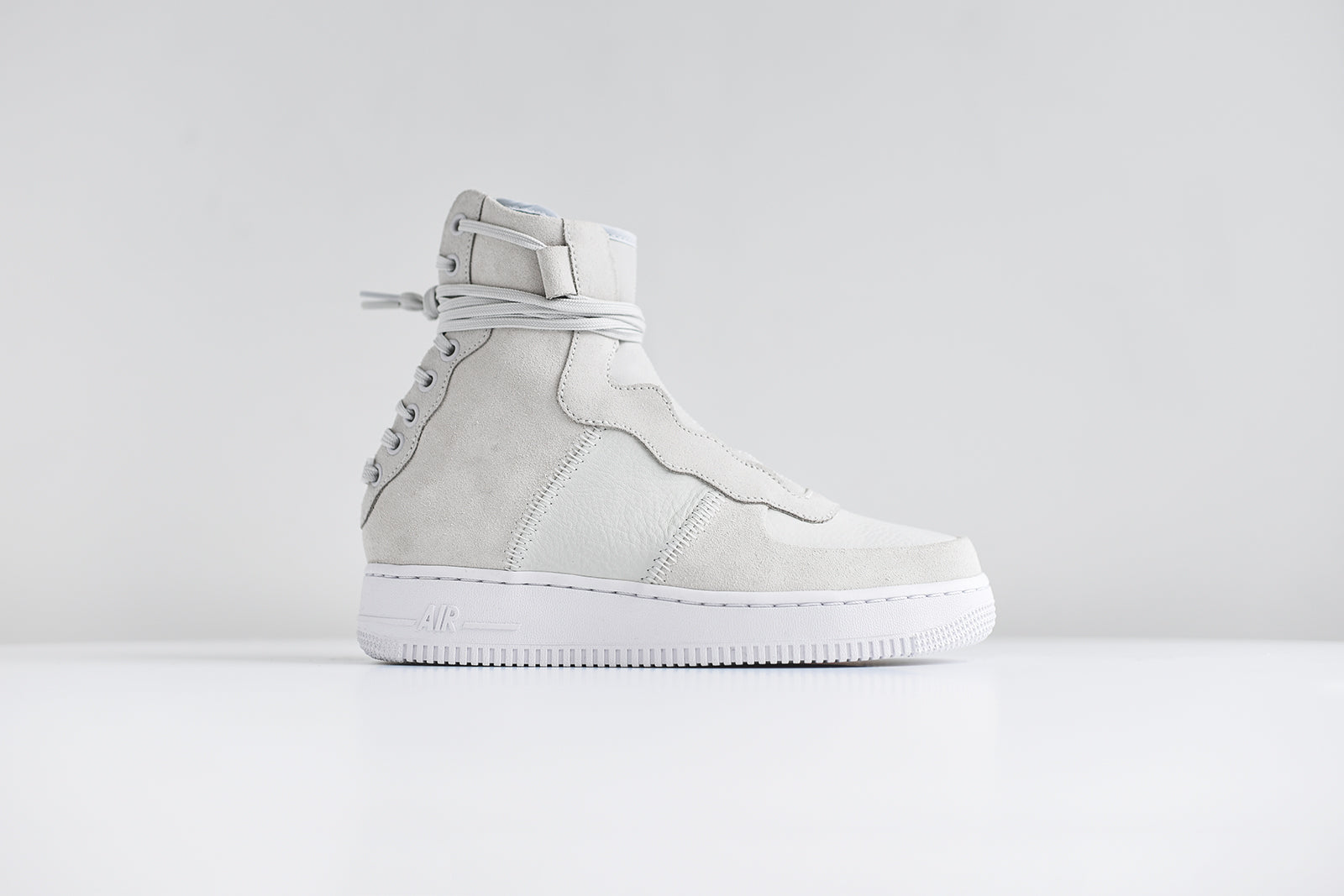Nike WMNS Air Force 1 Rebel XX - Off White / Light Silver
