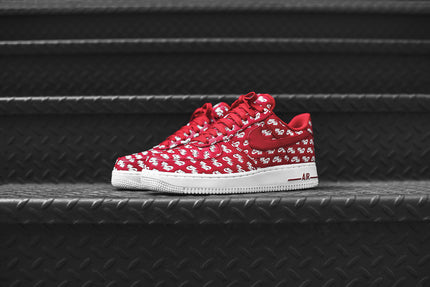 Nike Air Force 1 '07 QS - Red / White