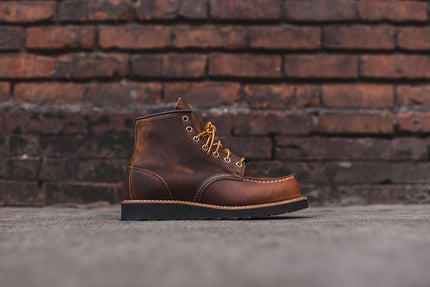 "Red Wing Classic Moc Toe 6"" - Copper"