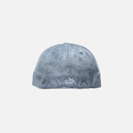 Kith x New Era K 59FIFTY Cap - Light Blue