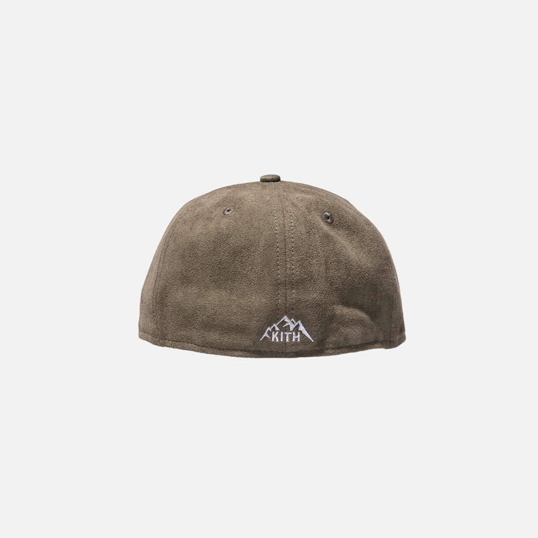 Kith x New Era A 59FIFTY Cap - Olive