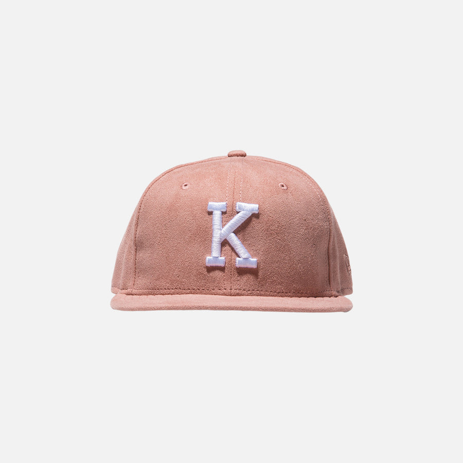 Kith x New Era K 59FIFTY Cap - Pink