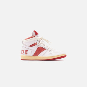 Rhude Rhecess Hi - White / Red