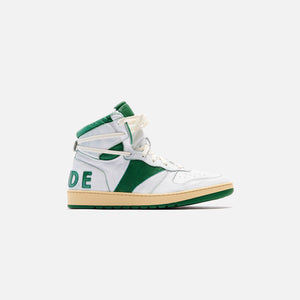 Rhude Rhecess High - Skyline White / Green / White