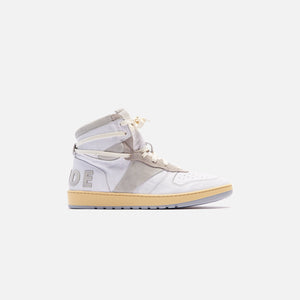 Rhude Rhecess High -  White / Grey
