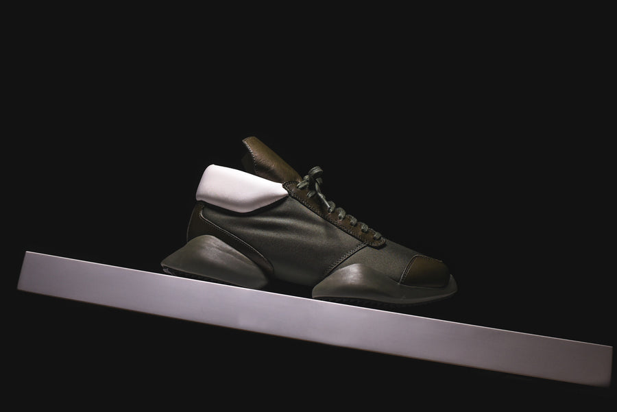 adidas by Rick Owens Runner - Earth Green