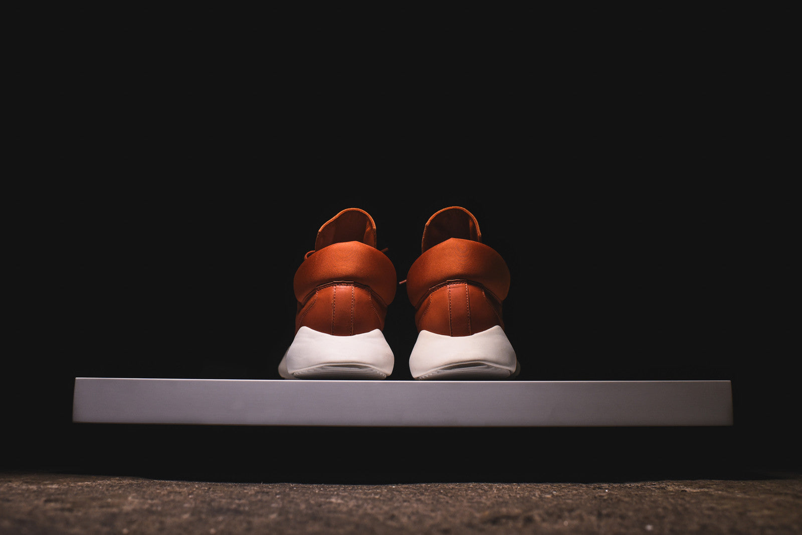 adidas by Rick Owens Runner - Fox Orange
