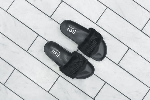 Puma x Fenty WMNS Leadcat Slide - Black